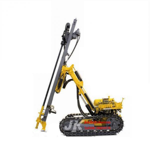 wagon drill crawler pneumatic dth rock drilling rig cl351