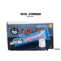10g TKTX Tattoo Numb Cream Topical Permanent Makeup Anesthetic