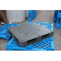 China cheap black plastic pallet wholesale