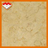China Building Materials Marble Stone Slab , Sunny Beige Marble Tile Standard Size on sale