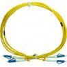 China La correction optique légère de fibre de St câble la corde de correction de duplex de pullover de perte de rendement élevé wholesale