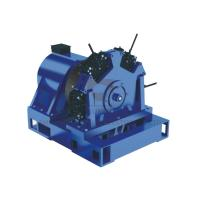Buy cheap Load 1250 - 2000kg Gearless Traction Machine Ac380v For High Speed Elevator from wholesalers