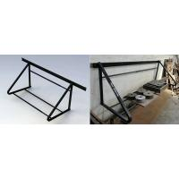 China Wide Steel Tire Storage Rack , Warehouse Tyre Display Stand Rack wholesale