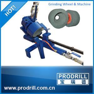 China Pneumatic Integral Drill Rod & Chisel Bit Sharpen Grinder on sale