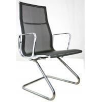 China Superior High Back Mesh Office Chair Vintage Style Without Swivel Mechanism wholesale