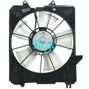 China 05-10 Honda Odyssey Car Radiator Cooling Fan Motor Assembly HO3115128 wholesale