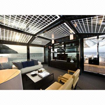 Bipv Solar Panel Module Suitable For Roofs Facades