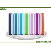 Quality Compact Handheld Mobile Portable External Battery Charger 2600mAh Variety for sale