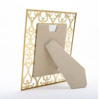 China Luxury Art Glass Picture Frames , Glass 4x6 Picture Frames Eco Friendly wholesale