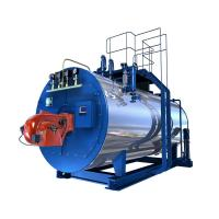 1 ton Automatic type Oil and Gas Fired steam Boiler efficiency