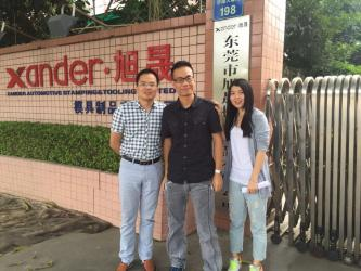 DONGGUAN CITY XANDER AUTOMOTIVE STAMPING&TOOLING CO,.LTD