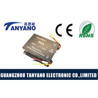 China 24V to 12V 60A Output Current Car DC To DC Transformer with Double Cooling Fans wholesale