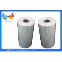 China OPS Shrink Film Rolls , Anti Pollution Shrink Wrapping Film For Packaging wholesale