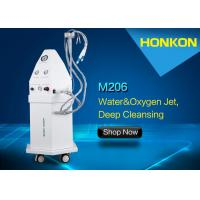 Medical Vertical Oxygen Jet Machine Folliculitis Treatment , High Frequency Machine For Acne