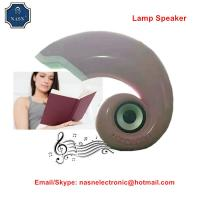 China Night Lamp Speaker electric speaker with mobile phone charger wholesale