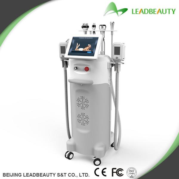 Quality Best slimming cryo slim lipolysis machine fat freezing RF cavitation machine for sale