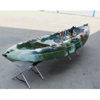 China 2.7m Adults Kayak Fishing Boats Premium Sit On Top Fishing Kayak  For One Single Person wholesale