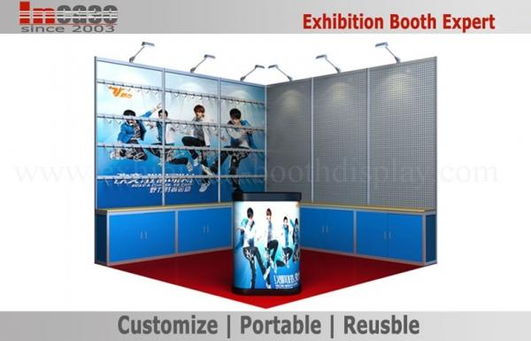 Portable Exhibition Booth Sia : Lightweight file storage cabinet images