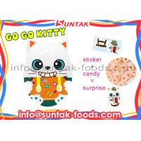 Travel Kitty Novelty Candy Toys Glucose Sour Sweets Candy Gifts For Kids