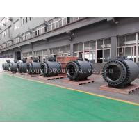 China Full Welded Forged Steel Ball Valve , Flange Gear Box Truunnion Ball Valve on sale