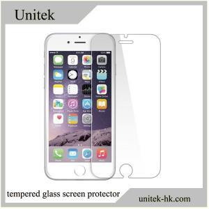 China 2016 protectores de cristal moderados 0.33mmClear de la pantalla guardan para el vidrio de Iphone 6/6plus Japón Asahi wholesale