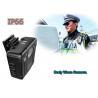 China 32 a câmera vestida polícia das câmeras HD do corpo de Megapixel apoia 360 graus Rotatable wholesale