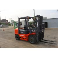 China 6m Lifting Height Diesel Powered Forklift Rough Terrain With Side Shifter on sale