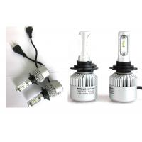 China 4000LM Car CSP S2 Led Headlight 6500K 36W H7 All In One Led Lamp wholesale