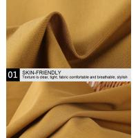 China NR Ponte De Roma Knit Fabric Rayon Spandex Knit Double Dyed Finishing wholesale
