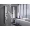 China 4 Functions Modern Shower Panel 0.1 - 0.3M Bar Water Pressure Body Washing wholesale