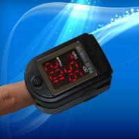 China Colorful Portable Finger Tip Pulse Oximeter Readings for Physical Care wholesale