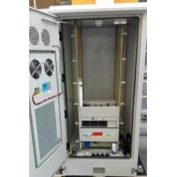 China DDTE065,Outdoor Telecom Case With Heat Exchanger,Rectifier,Theftproof Three Point Lock wholesale