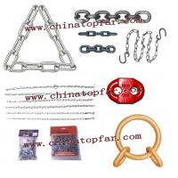 Buy cheap Steel chain,fishing chain,round link chain, mining chain, elevator chain and other industrial chain from wholesalers