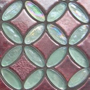China glass & ceramic mosaic , crystal mosaic,shell mosaic,wood mosaic wholesale