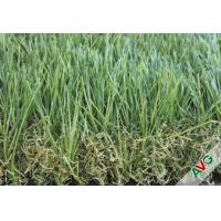 China Anti Static Light Green Artificial Lawn Turf For Balcony , 40 - 50mm Height wholesale