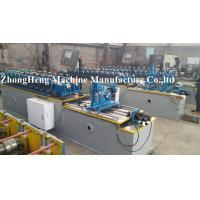 China Small C stud change size cold roll forming machine with Delta Control system wholesale