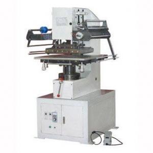 China Pneumatic Pressure Hot Stamping Machine (WT-19) on sale