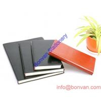 China Moleskin Diary Leather Notebook WIth Elastic Band,Pu leather Notebook,leather diary on sale