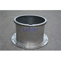 0.03mm Hole Size Pressure Screen Basket Flow Outside To Inside Type Long Lifespan