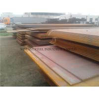 China Brinell Hardox Hot Rolled Mild Steel Plate / Abrasion Resistant Steel Plate on sale