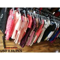 China Dfferent stock lot for women garment . cheap price,good quality wholesale
