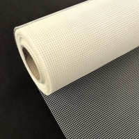 China 2.5*2.5mm Alkali Resistant Soft Fiberglass Mesh Used As Reinforced Wall Materials wholesale