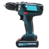 China Powerful Wireless Electric Drill , Tight Workspaces Rechargeable Power Drill on sale
