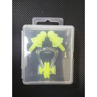 China Eco -  Friendly Comfortable Wireless ear and nose plugs for swimming Sports on sale