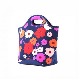 China Reusable Portable Waterproof Neoprene Lunch Bags wholesale