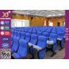 China Asiento/sillas de tierra fijos fuertes del teatro del auditorio con el tablero de escritura wholesale