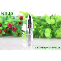 Buy cheap Glass E-juice expure bullet clearomizer Upgrade from aspire bdc clearomizer e cigarette from wholesalers