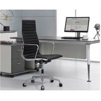 China Ergonomic And Adjustable Swivel Office Chair No Hurt To Floor For Better Posture on sale