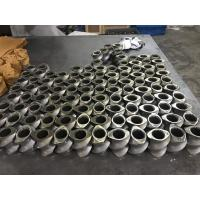 China Anti Corrosion Extruder Elements / Twin Screw Extruder Parts HRC 58-62 wholesale