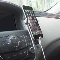 China Clamp Triangular Smartphone Car Holder Air Vent Mount Holder for Smartphone wholesale